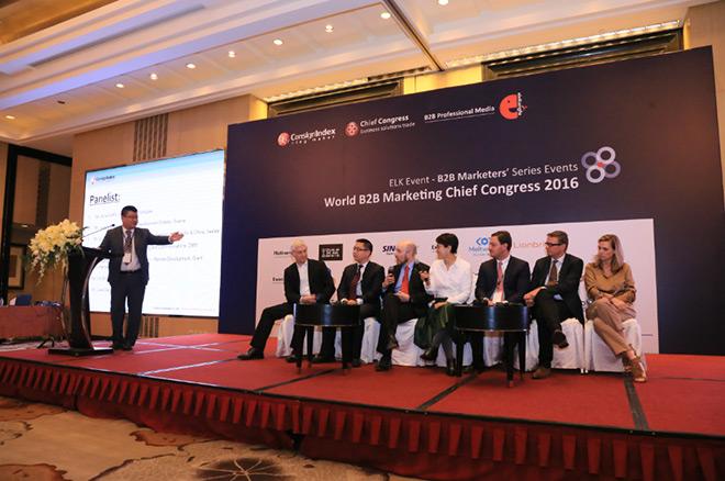 第十三届跨盈世界B2B营销高管峰会 3