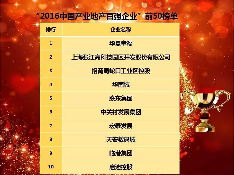 2016中国产业·园区大会 34
