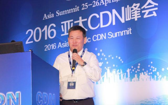网宿科技孙靖泽:网宿CDN的目标是服务全球80%人口