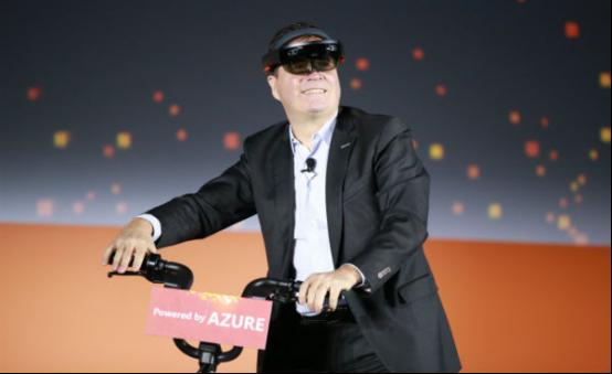 2016微软技术大会1