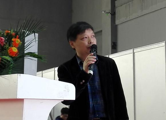 深圳市英威腾电动汽车驱动技术有限公司 研发总监 殷江洪