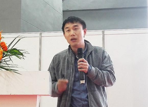 易事特集团股份有限公司 研发经理 李晓峰