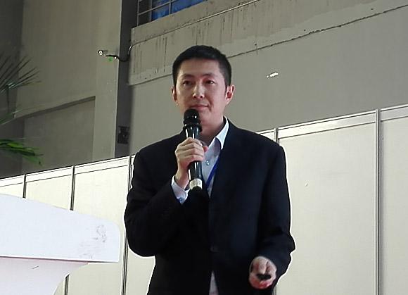 深圳市车电网络有限公司 副总 李璞