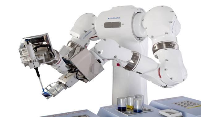 机器人产业发展
