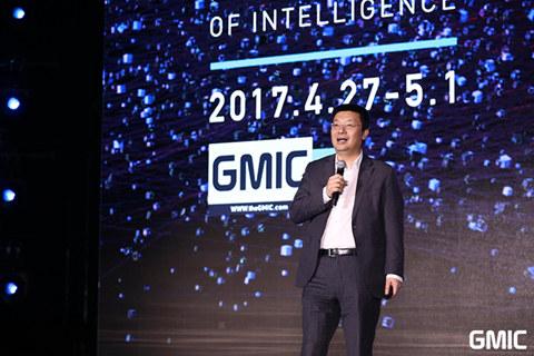 """GMIC2017大会江南春演讲:""""流量成本提升,需抢占消费者心智"""""""