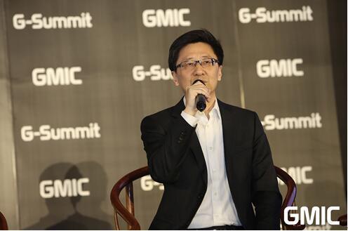 "GMIC2017大会向江旭演讲:""智慧零售:场景·智能·个性"""