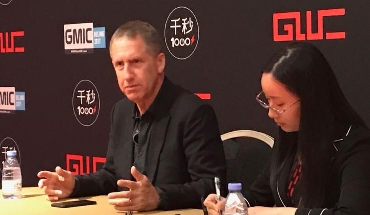 """GMIC2017大会Yoav Shoham采访:""""人工智能将会改变更多,人和机器的界限会越来越模糊"""""""