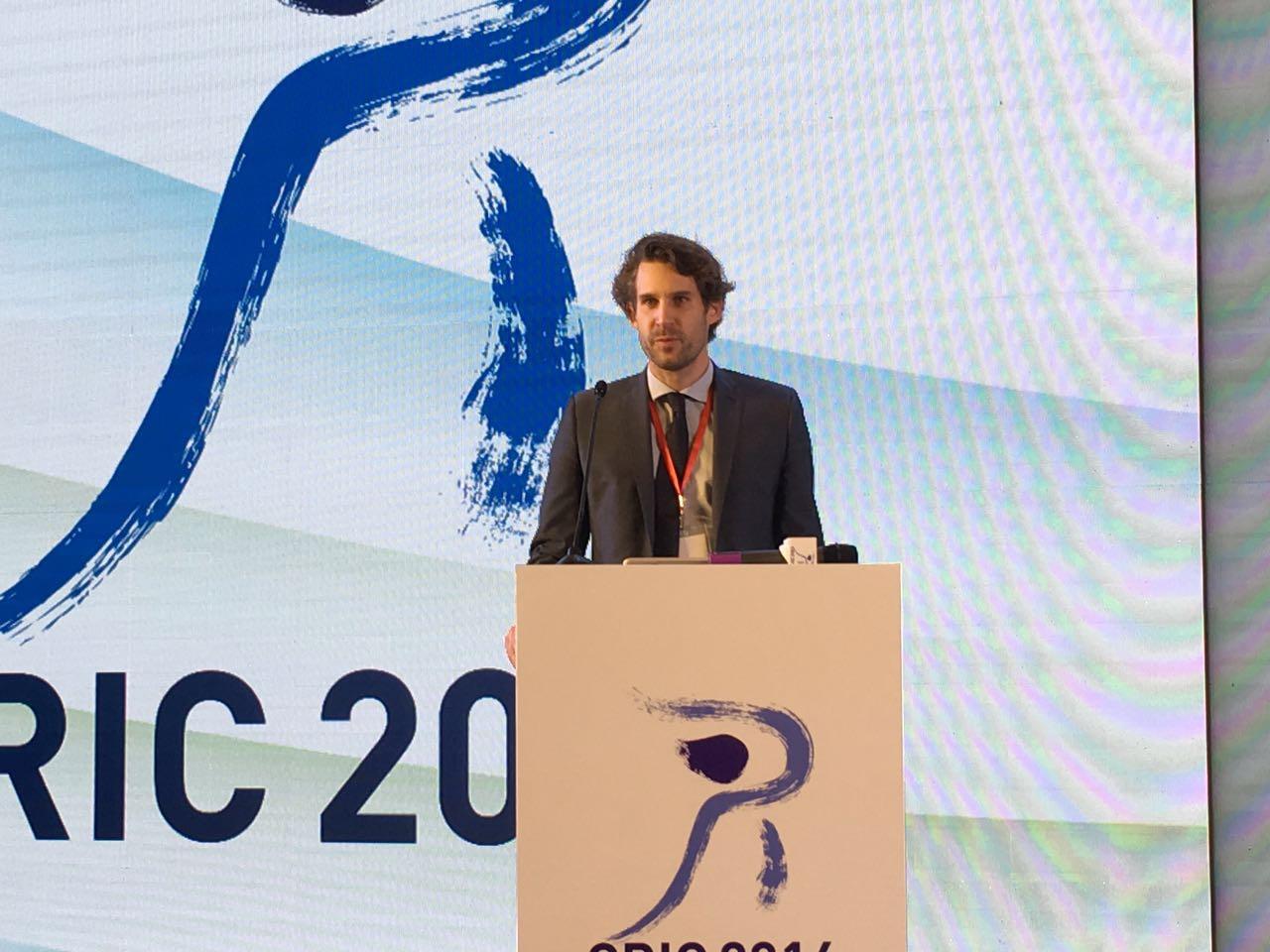世界经济论坛政府事务负责人Kris Broekaert :机器人在内的五项颠覆性技术将重新塑造未来生产