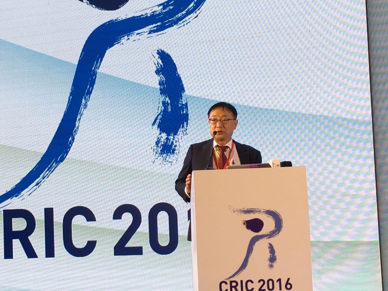Jong-oh Park:机器人将占领世界 2016年到2029年全球工业机器人销售量或达140万台