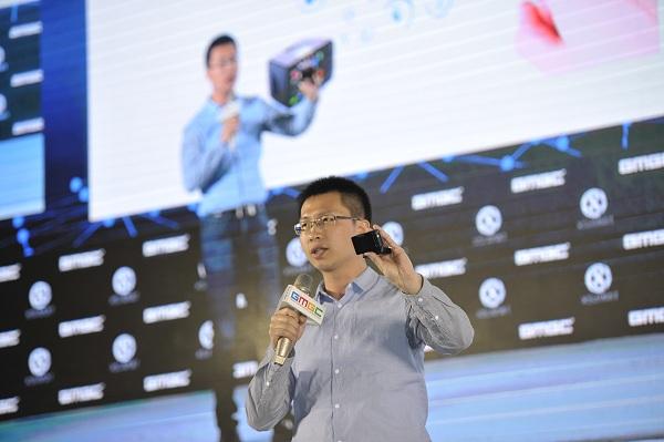 XSUMMIT |京东方健康服务事业群市场与品牌中心总经理常亚迪:创健未来