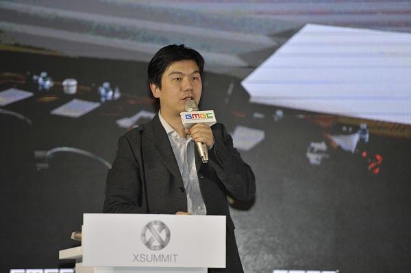 XSUMMIT |商汤科技CEO徐立:看得见的人工智能人机大战和突破极限