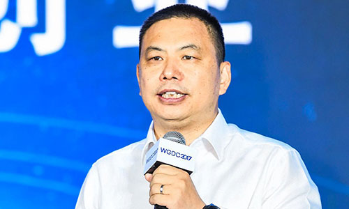 郭信平:地信领域大资源支撑零成本创业